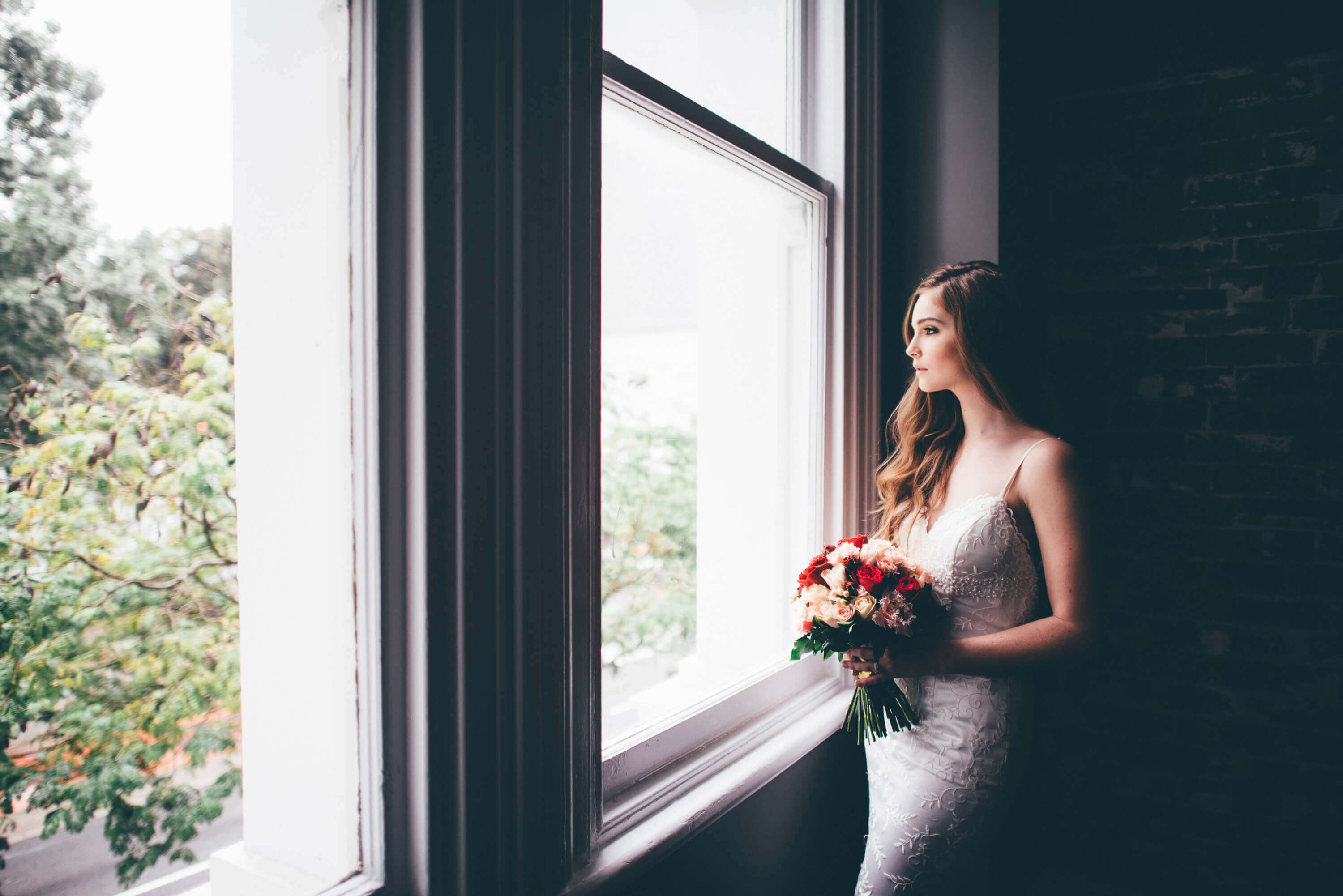 Weddings at the Transcontinental Hotel | window