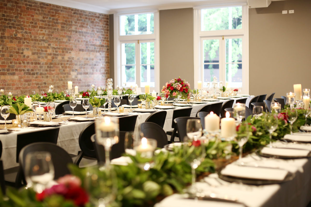 When to Book Your Wedding Reception Venue